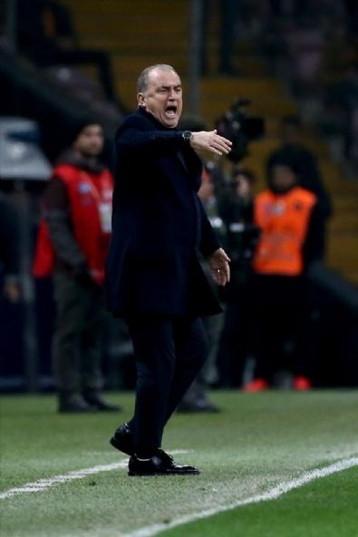 Galatasaray - Alanyaspor maçında kareler!
