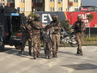 DEAŞın Savaş Suçlusu İnfazcısı Bursada Yakalandı