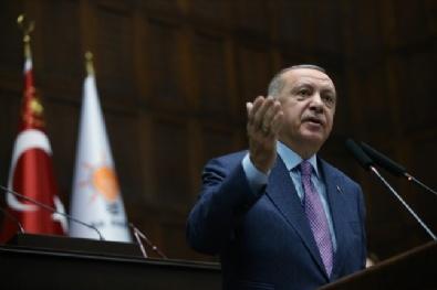 Cumhurbaşkanı Ve AK Parti Genel Başkanı Recep Tayyip Erdoğan, Partisinin TBMM Grup Toplantısında Konuştu.