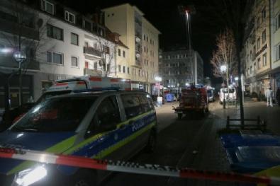 Almanyada Silahlı Saldırıda 11 Kişi Öldü