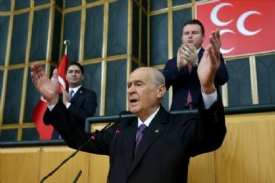 Devlet Bahçeli MHP Grup Toplantısında Konuştu