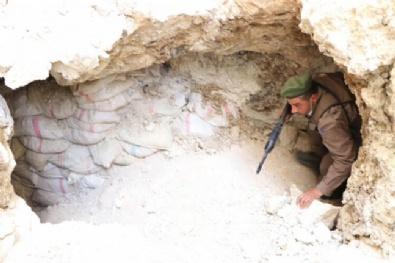 Teröristlerin Kullandığı 4 Bin Tünel! Hepsi Tek Tek...
