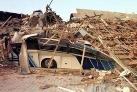 Türkiyeyi Yıkan 17 Ağustos Depreminin Acı Görüntüleri