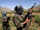 PKK şantiye bastı!