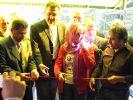 Alman başkan camii açılışına katıldı