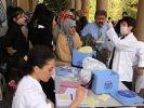 Malatya'da hacı adaylarına aşı yapıldı