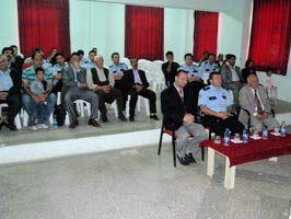 Çüngüş'te seminer