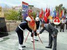 Kepez'de Cumhuriyet kutlamaları
