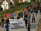 Üniversitedeki kantin protestosu sona erdi..
