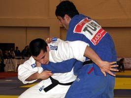 HALIL İBRAHIM UZUN - Judo şampiyonası sona erdi