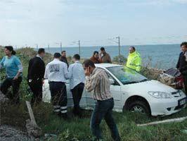 METE ASLAN - İskenderun'da trafik kazası