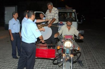Ramazan davuluna izin çıkmadı