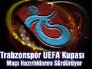 Trabzonspor, Toulouse maçı öncesi kapılarını dış dünyaya kapattı