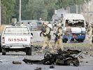 Bağdat'taki saldırıda Türk Büyükelçiliği de etkilendi