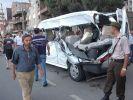 Trabzon'da trafik kazası: 20 yaralı