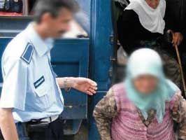 İstanbul'da dilenci operasyonu