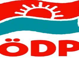 ÖDP'den demokratik açılıma destek
