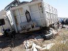 Sivas'ta trafik kazası: 4 ölü 10 yaralı