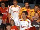 Galatasaraylı futbolcular Ankara'da taraftarla buluşacak