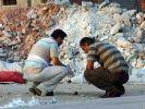 Mersin'de çocuklar el bombası buldu