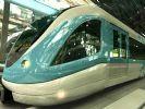 İlk metro Dubai'de hizmete girdi