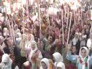 DTP'lilerden meşaleli yürüyüş