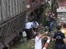 Karabük'te tren kazası