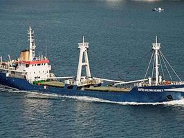 ABHAZYA - Türk bandıralı gemilere Gürcü engeli
