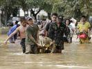 Filipinler'de sel 106 can aldı