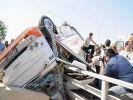 Antalya'da trafik kazası: 2 ölü 9 yaralı