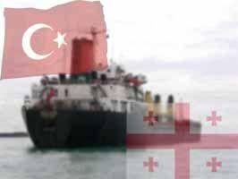 ABHAZYA - Gürcistan'da 23 gün mahsur kalan Türk gemiciler ailelerine kavuştu