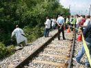 Menfezleri kontrol eden görevli tren çarpması sonucu hayatını kaybetti