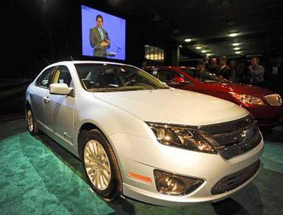 Detroit otomobil fuarı açıldı