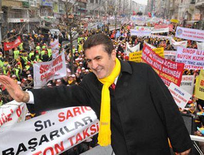 MUHARREM TOPRAK - Mustafa Sarıgül'ün kadrosunundaki isimler belli oldu