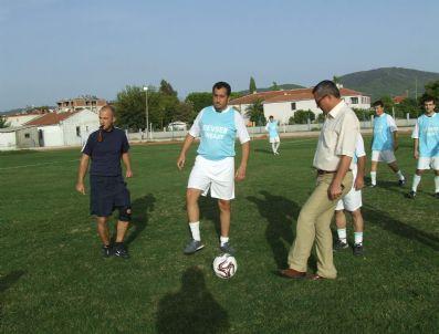 DHMI - Dalaman'da Kurumlar Arası Fıtbol Turnuvası