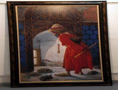 KAPLUMBAĞA TERBIYECISI - Osman Hamdi Bey Sergisi Nevşehir'de