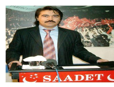 NECATI ÖZKAN - Saadet Partisi Konya İl Teşkilatı'nda İstifalar