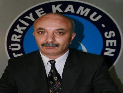 KÜRŞAT ESER - Türk Sağlık-sen Aksaray Şubesi'nde Genel Kurul