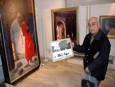 KAPLUMBAĞA TERBIYECISI - Osman Hamdi Bey Ölümünün 100. Yılında Eserleriyle Anılıyor