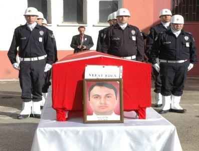 YUSUF KELLELI - Şehit Polisin Cenazesi Memleketine Uğurlandı