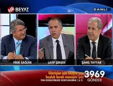 "ŞAMİL TAYYAR - ""Atatürkçüler'e y…k demedim'"