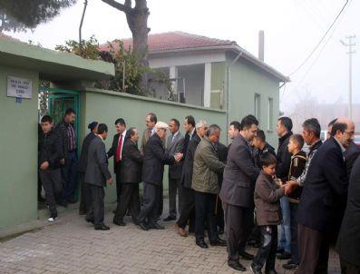 KEMAL ÖZGÜN - Vali Arslan Bayramı Köyde Karşıladı