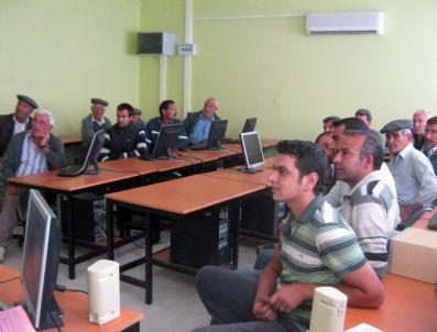 FIKRET COŞKUN - Çiftçilere Web Tarım Tv Tanıtılıyor