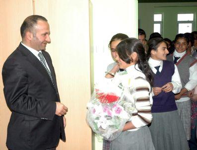 ERCEK - Kampanya Kızları İyiliği Unutmadı
