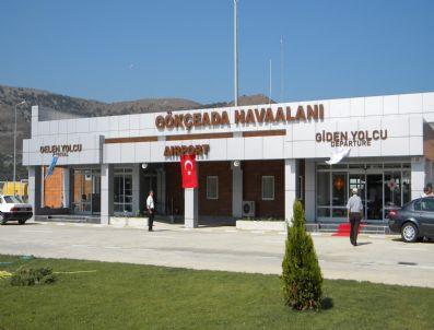 KAMURAN TAŞBILEK - Gökçeada Sörf Turizminin Merkezi Oluyor