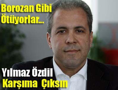 ŞAMİL TAYYAR - Şamil Tayyar 'Hodri meydan' dedi