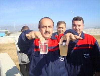 BİYOGAZ - Ödemiş, Atık Ve İçme Suyu Projeleri Gün Sayıyor