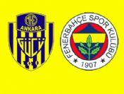 Ankaragücü Fenerbahçe maçı hangi kanalda saat kaçta?