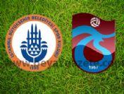İstanbul BB Trabzonspor maçı  saat 16:00'da Lig Tv canlı maç izle