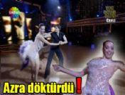 Yok Böyle Dans'ta Azra Akın'ndan muhteşem dans